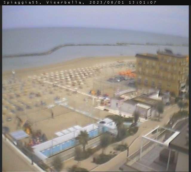 Live webcam viserbella di rimini bagno 55 - Web cam rimini bagno 55 ...