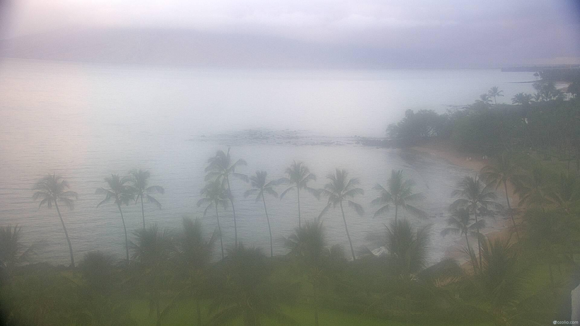 Wailea, Hawaii Sun. 06:17