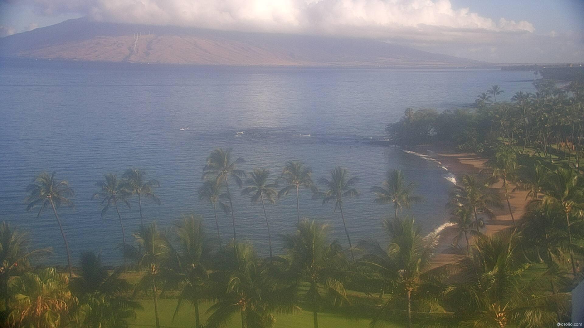Wailea, Hawaii Sun. 07:17