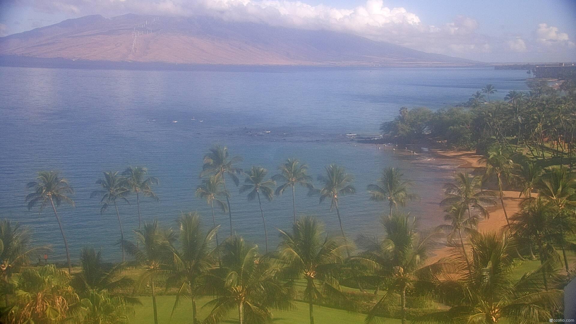 Wailea, Hawaii Sun. 08:17