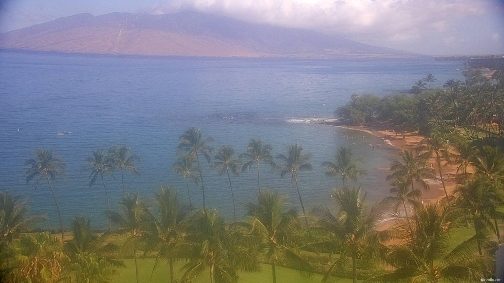 Wailea, Hawaii Sun. 09:17