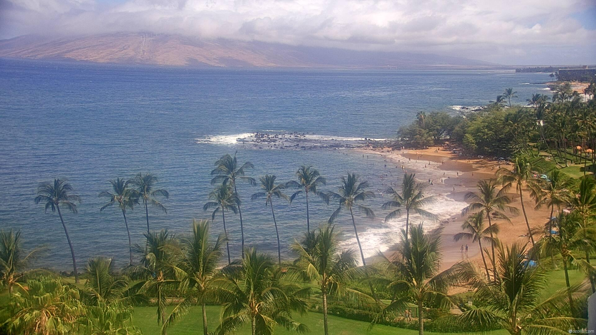 Wailea, Hawaii Sun. 10:17