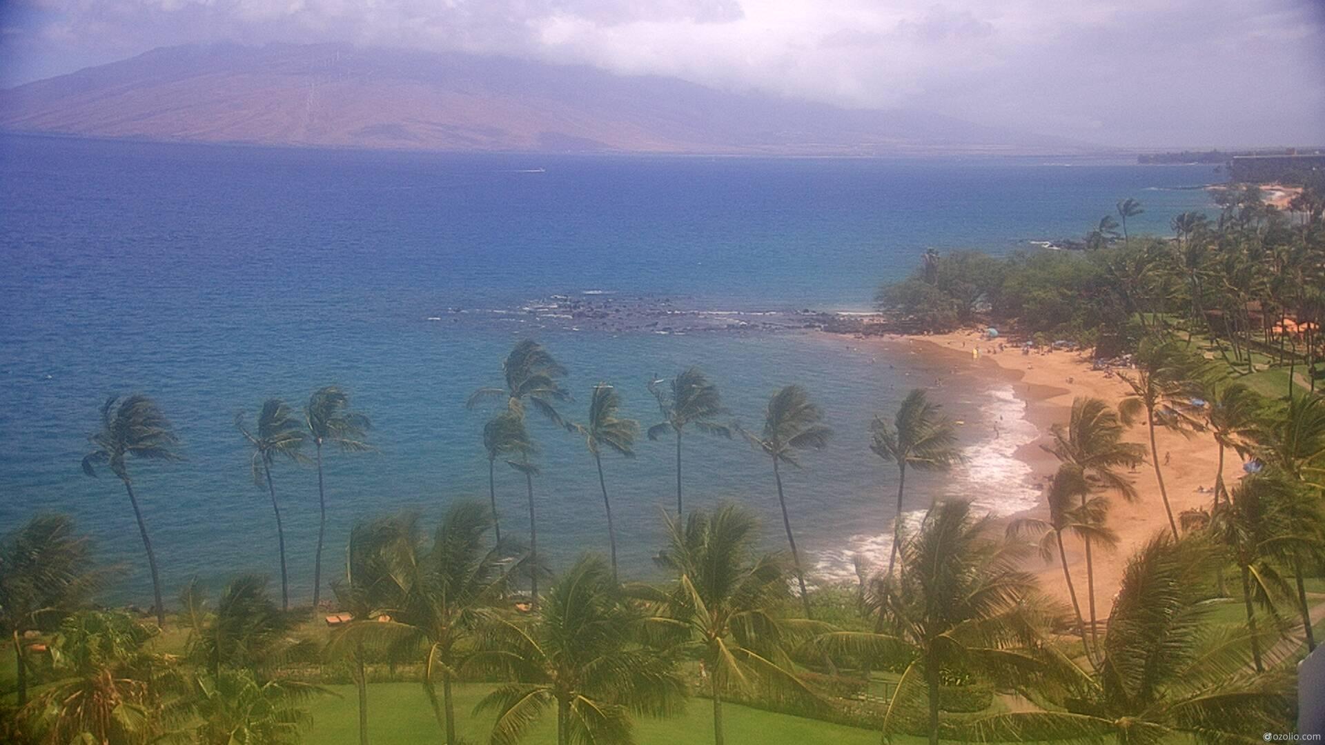 Wailea, Hawaii Sun. 11:17