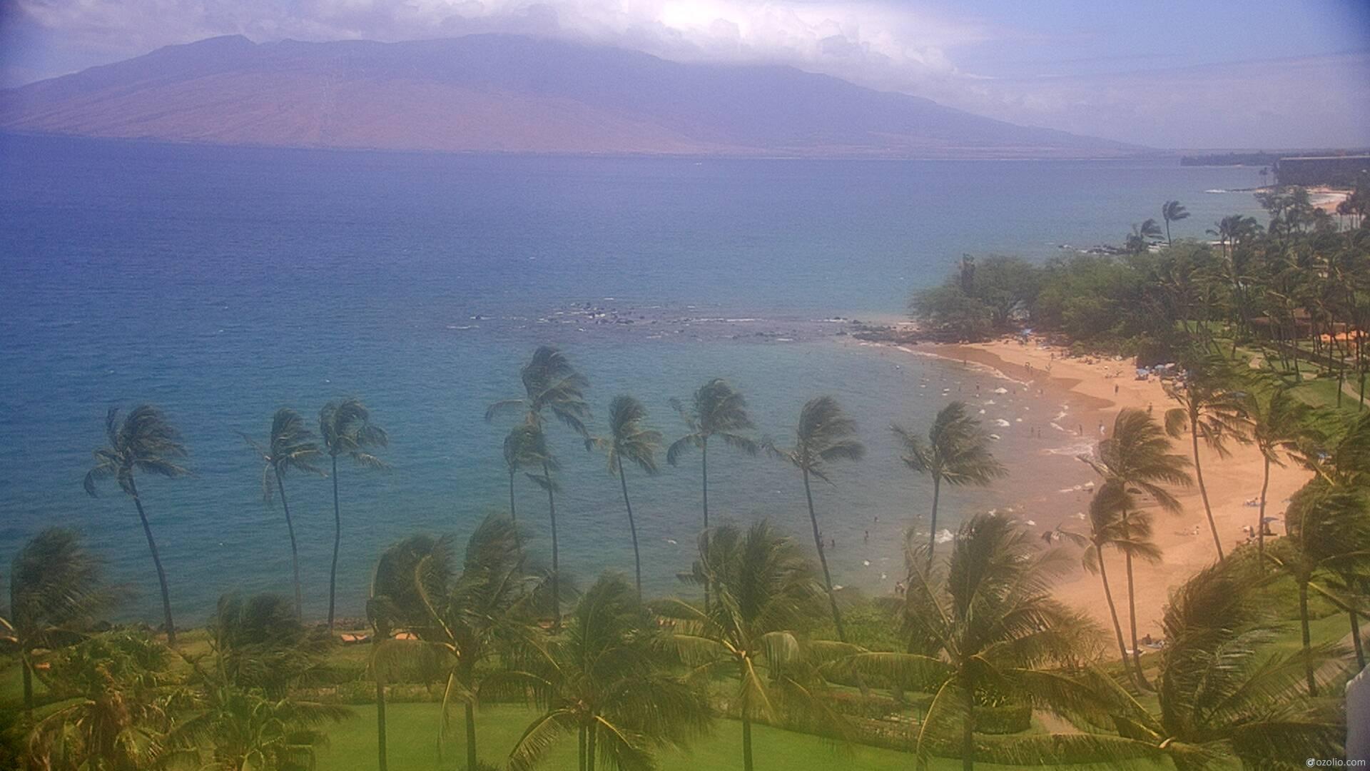 Wailea, Hawaii Sat. 12:15