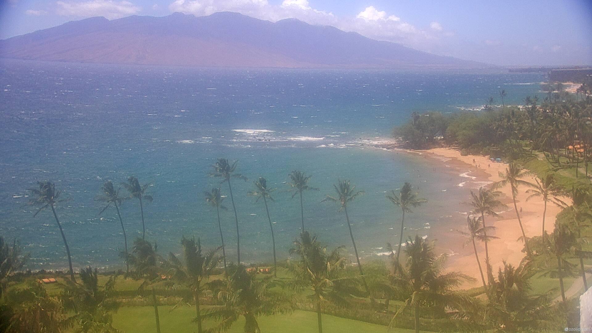 Wailea, Hawaii Sat. 14:15