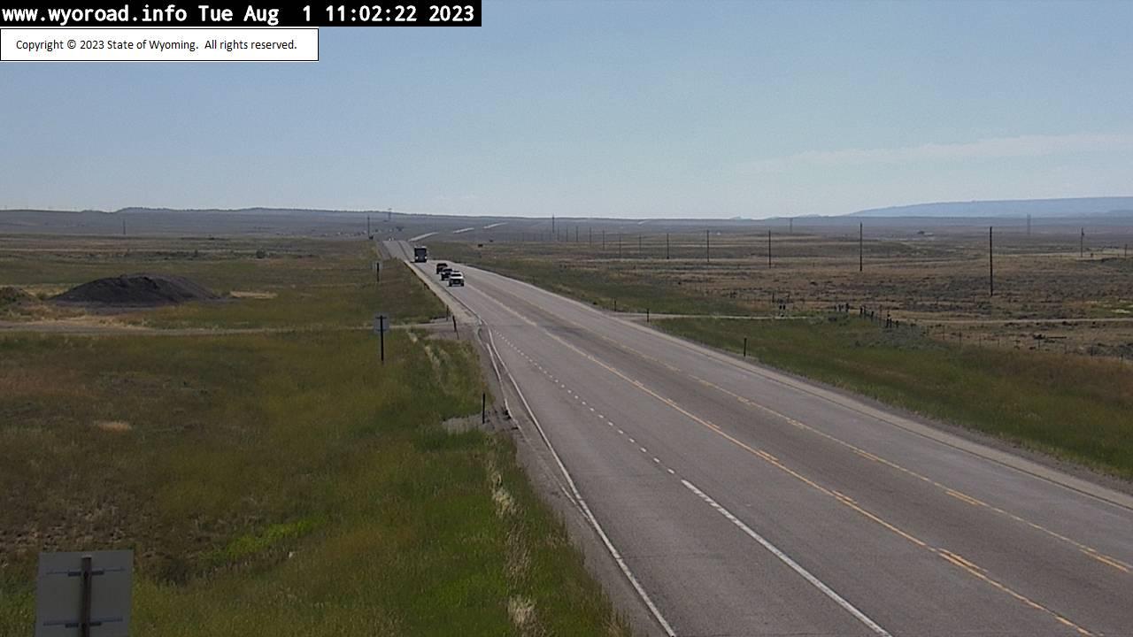 Waltman, Wyoming Tue. 11:04
