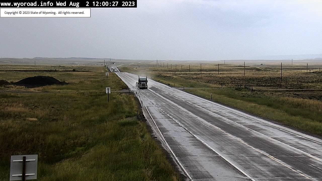 Waltman, Wyoming Tue. 12:04