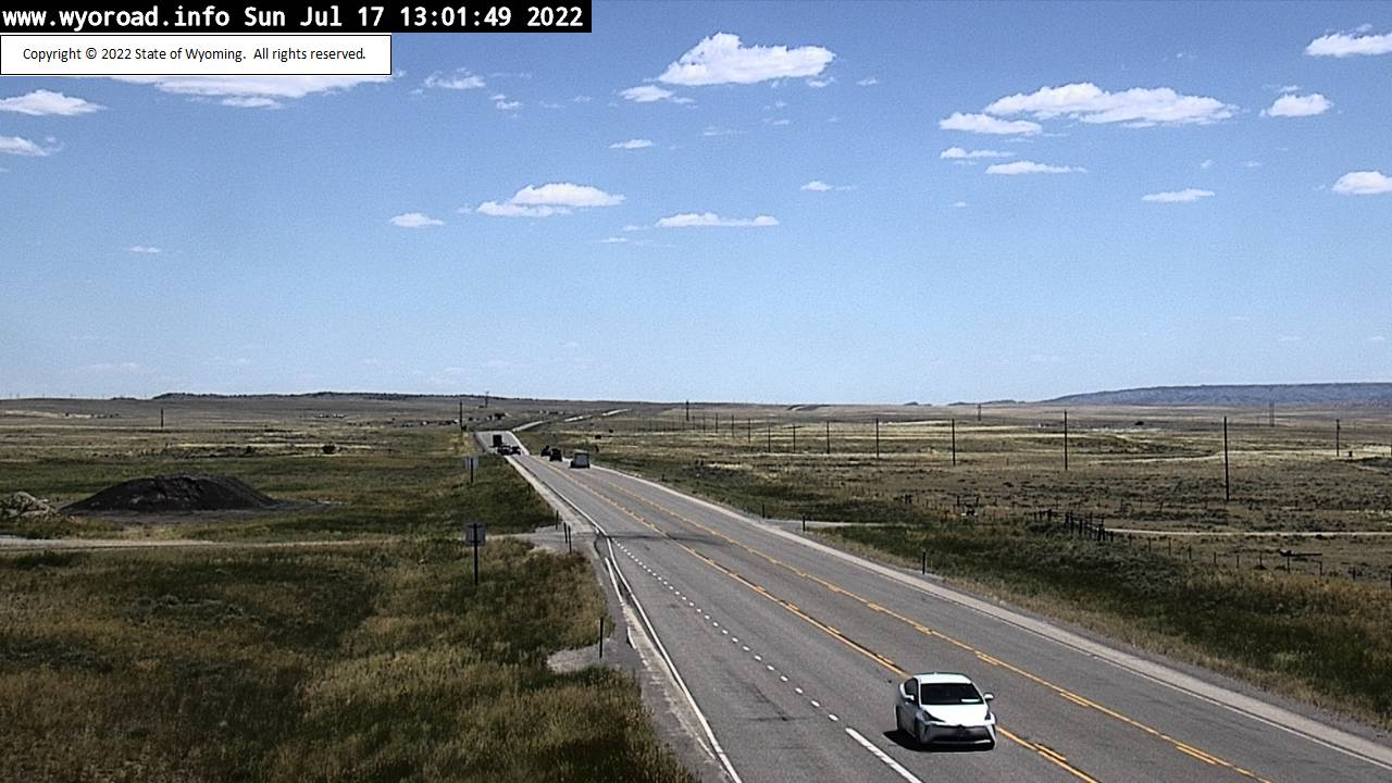 Waltman, Wyoming Tue. 13:04