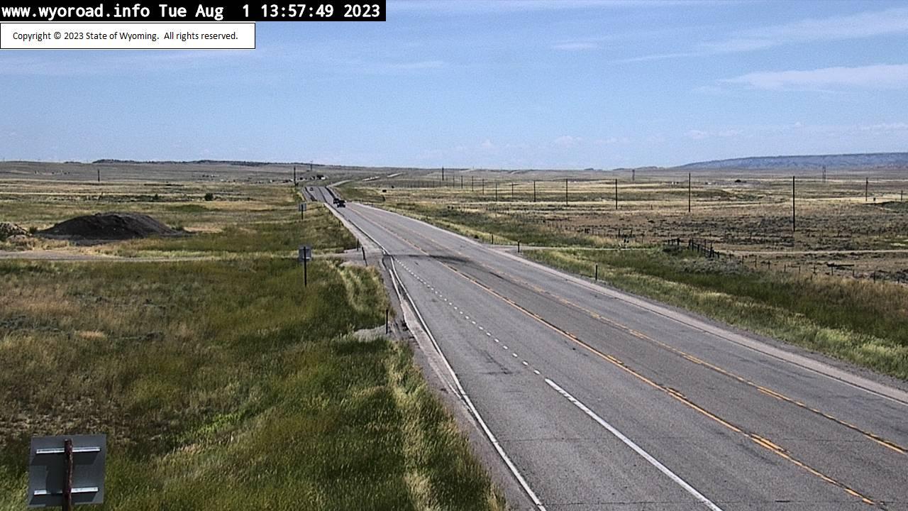 Waltman, Wyoming Tue. 14:04