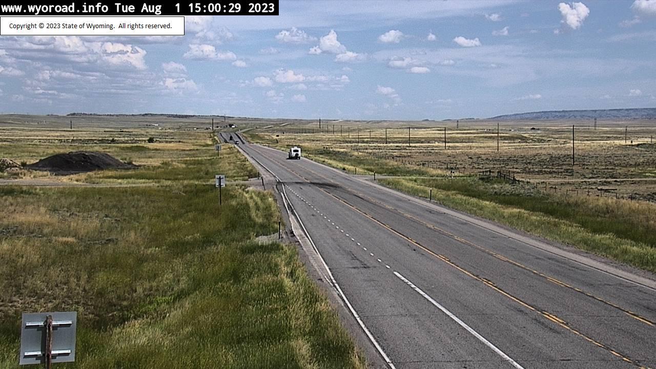 Waltman, Wyoming Tue. 15:04
