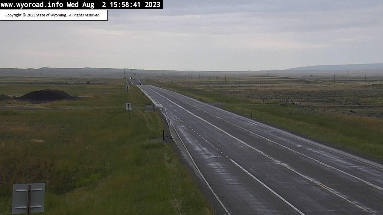 Waltman, Wyoming Tue. 16:04