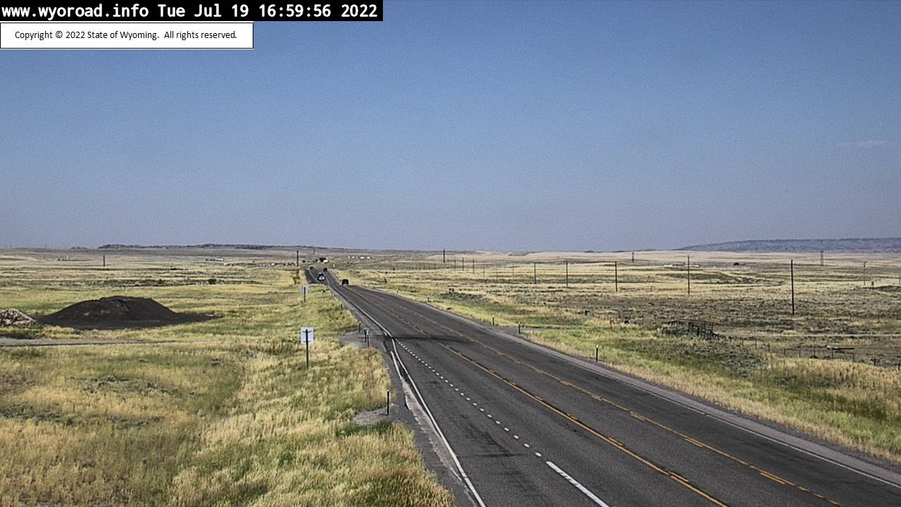 Waltman, Wyoming Tue. 17:04