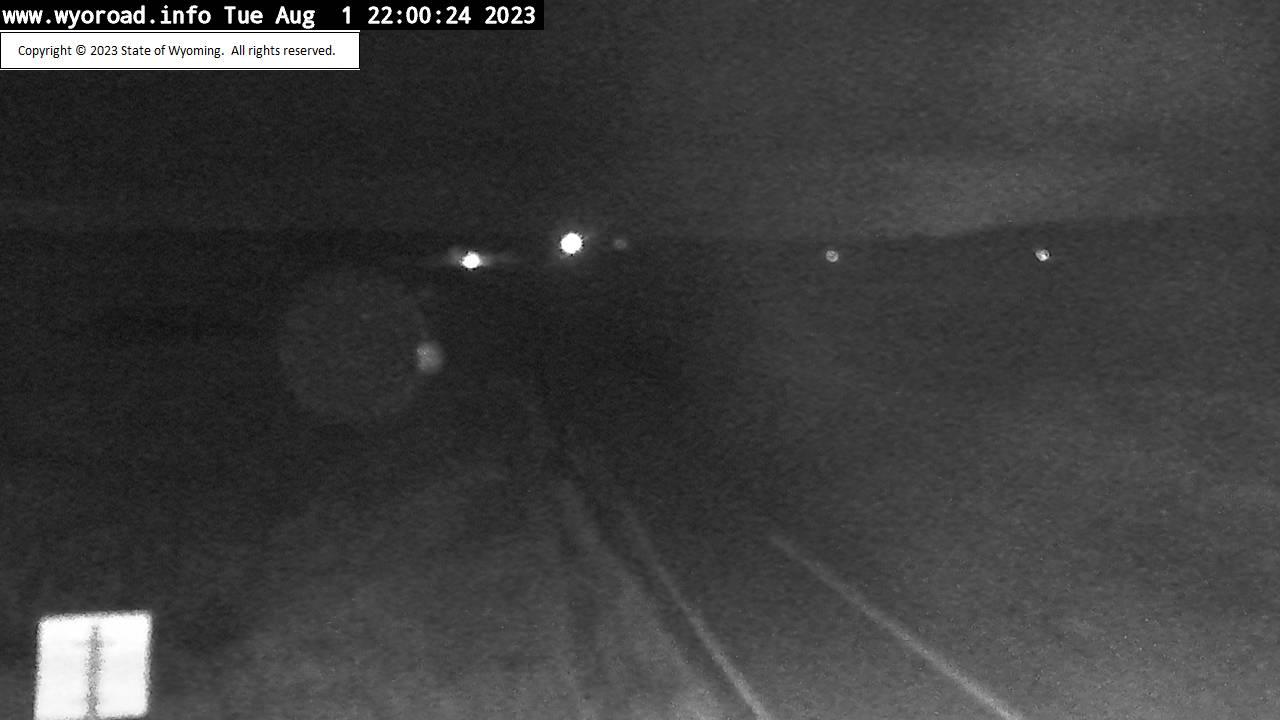 Waltman, Wyoming Tue. 22:04