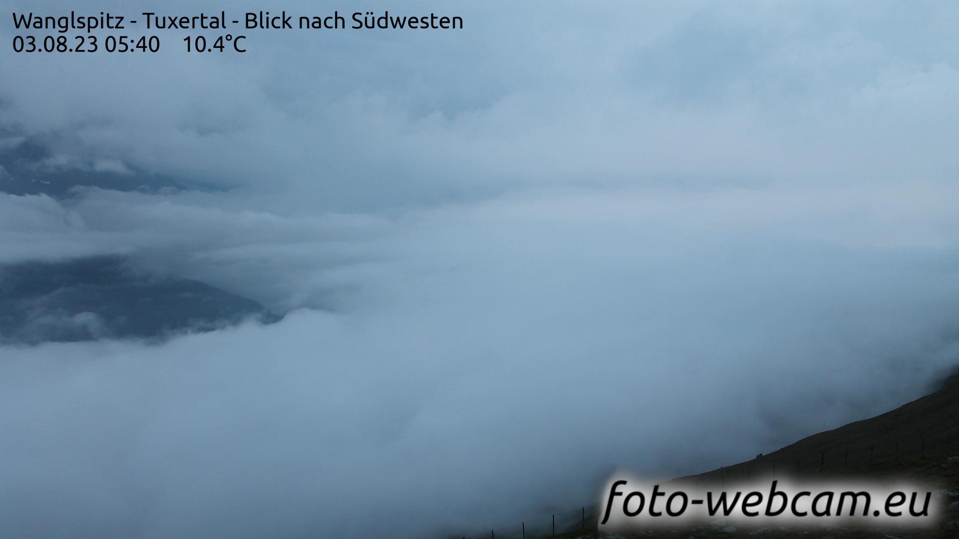 Wanglspitz Mon. 05:49