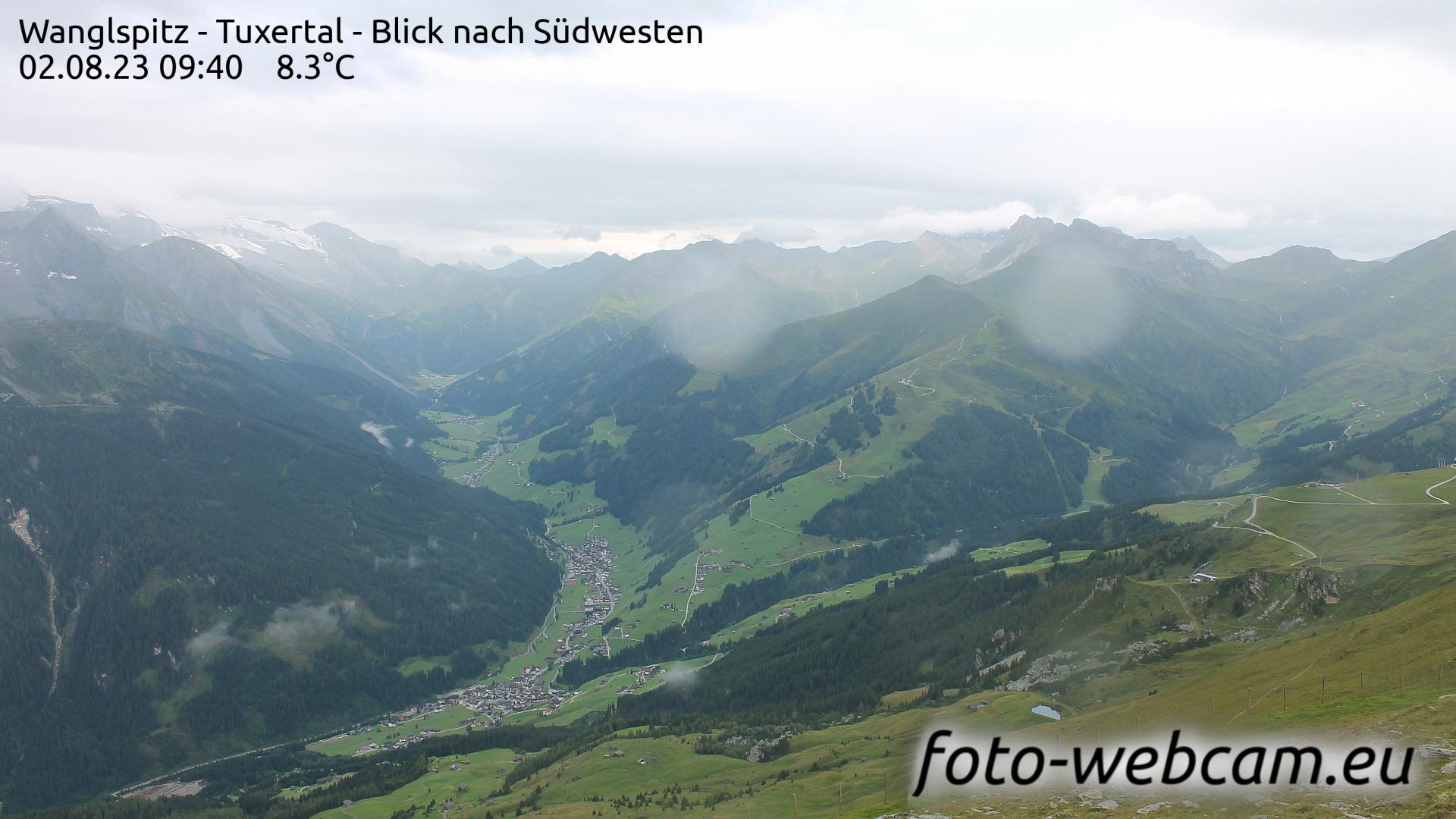Wanglspitz Mon. 09:49