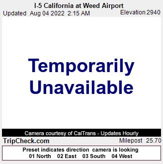 Weed, California Mon. 02:19