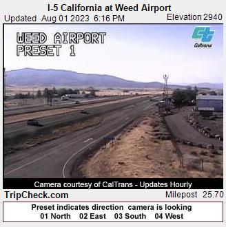 Weed, California Sat. 18:20
