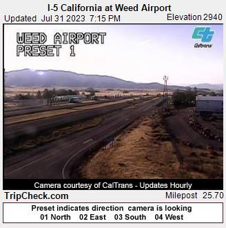 Weed, California Sat. 19:20