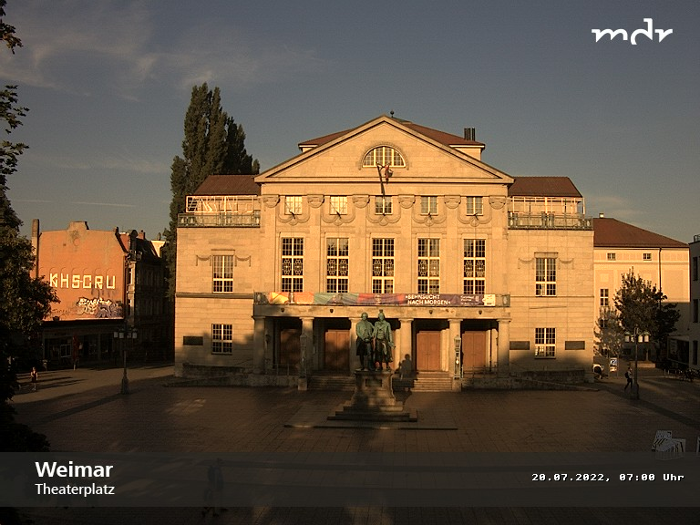 Weimar Webcam