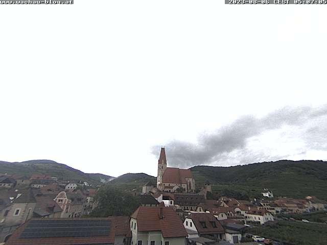 Weißenkirchen in der Wachau Mon. 08:56
