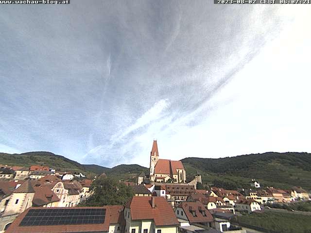 Weißenkirchen in der Wachau Mon. 09:56