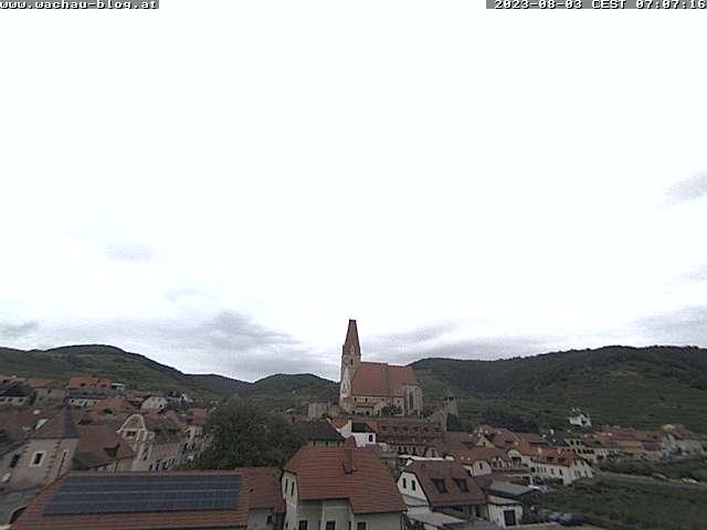Weißenkirchen in der Wachau Thu. 10:56