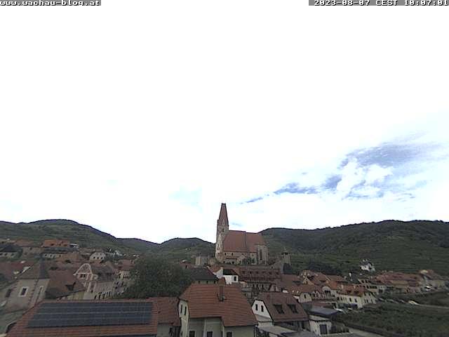 Weißenkirchen in der Wachau Mon. 13:56