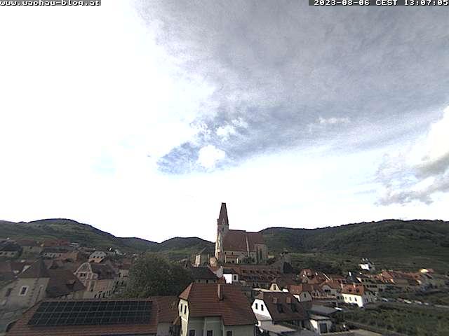 Weißenkirchen in der Wachau Mon. 16:56