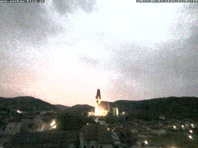 Weißenkirchen in der Wachau Sun. 20:56