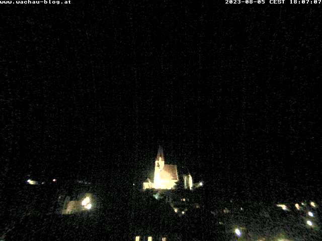 Weißenkirchen in der Wachau Sun. 21:56