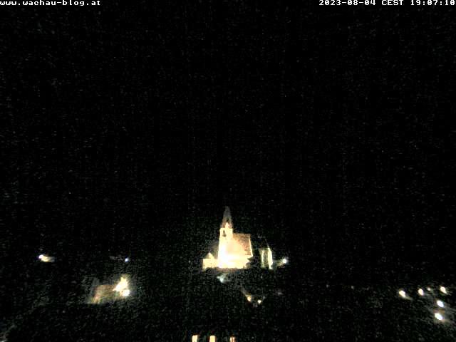 Weißenkirchen in der Wachau Sun. 22:56