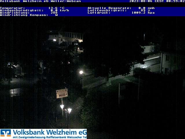 Welzheim Tue. 00:25