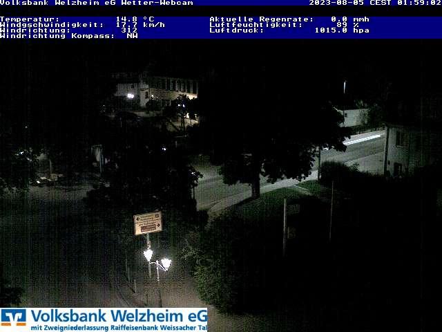 Welzheim Tue. 01:25