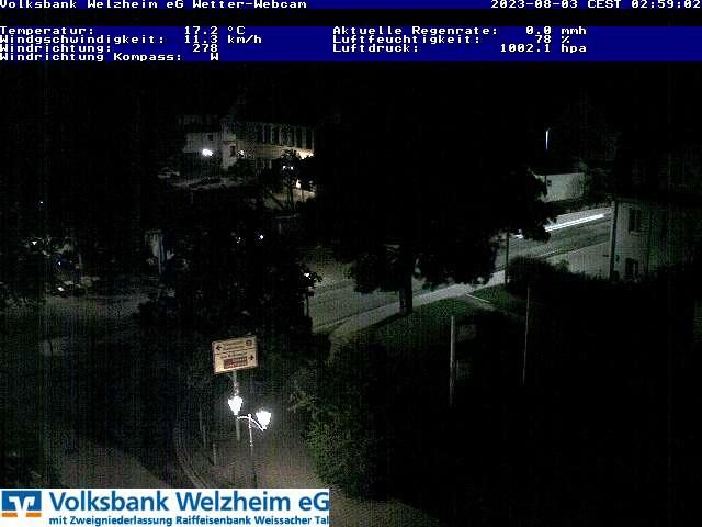 Welzheim Tue. 02:25