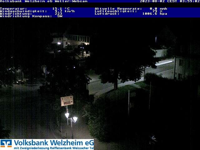 Welzheim Tue. 03:25