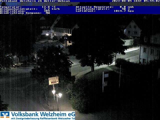 Welzheim Mon. 05:26