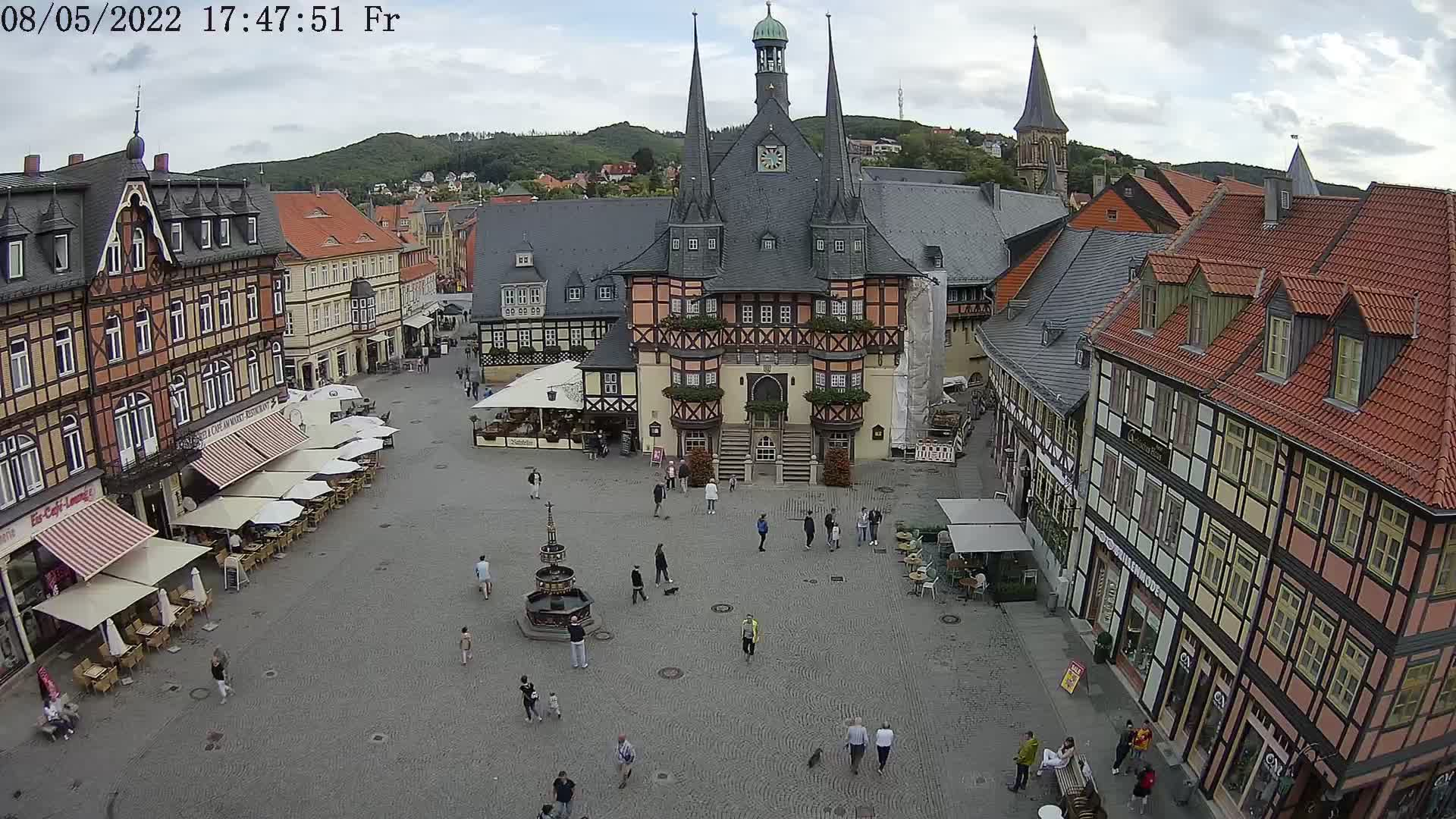 Wernigerode Webcam