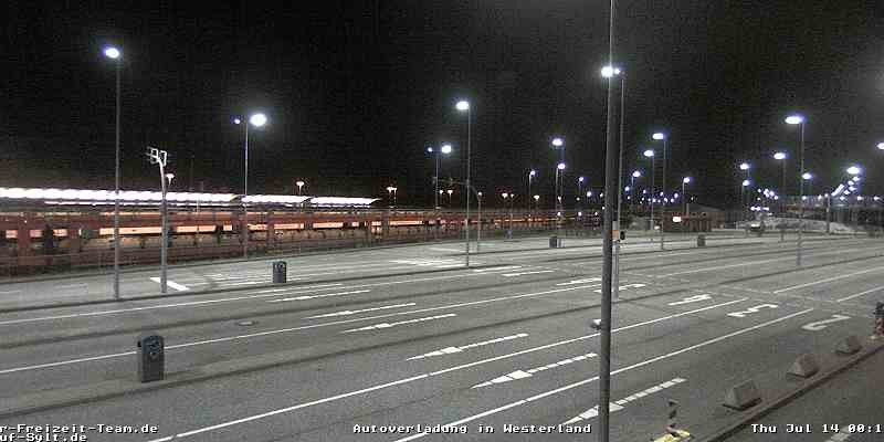 Westerland (Sylt) Mon. 00:19