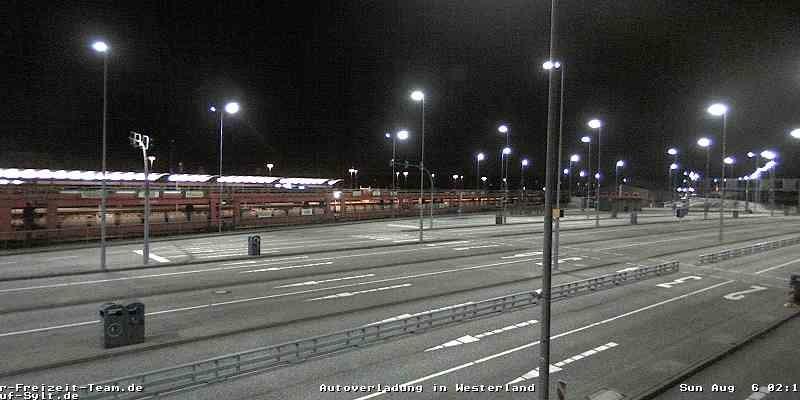 Westerland (Sylt) Sun. 02:19