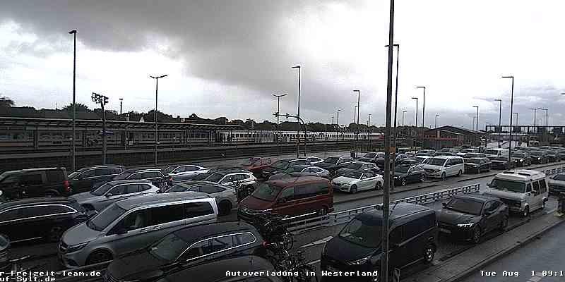 Westerland (Sylt) Sun. 09:19
