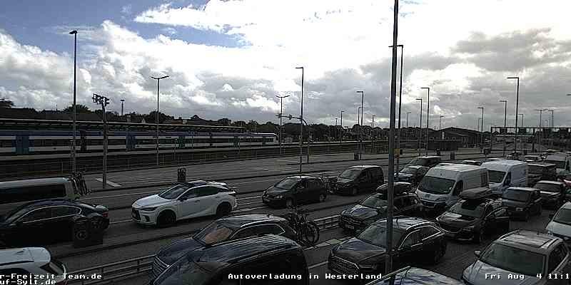 Westerland (Sylt) Sun. 11:19