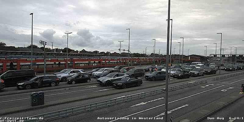 Westerland (Sylt) Sun. 14:19