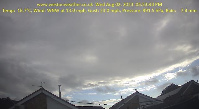 Weston-super-Mare Thu. 17:54