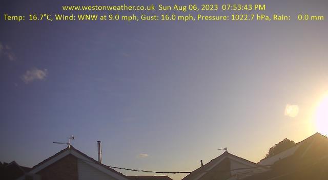 Weston-super-Mare Thu. 19:54