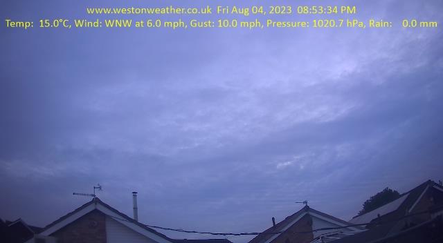 Weston-super-Mare Thu. 20:54