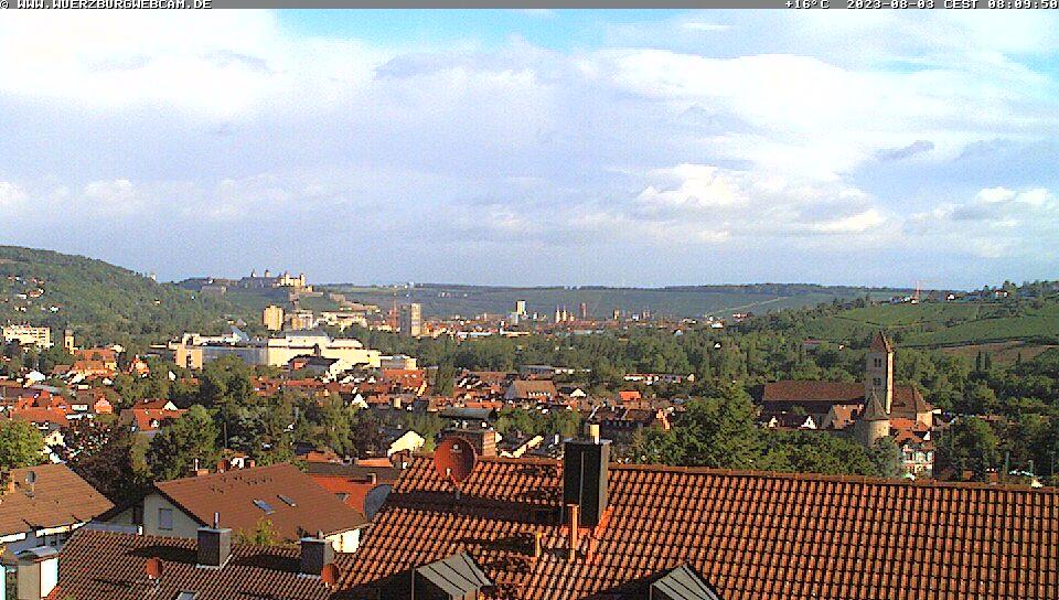 Würzburg Mon. 08:10