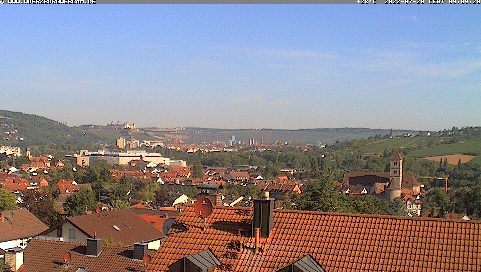 Würzburg Mon. 09:10