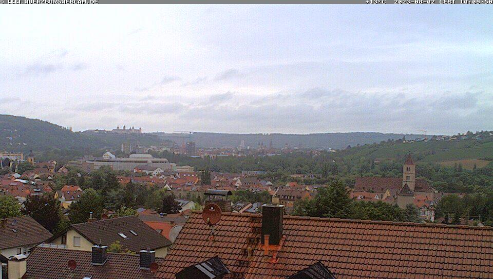Würzburg Mon. 10:10
