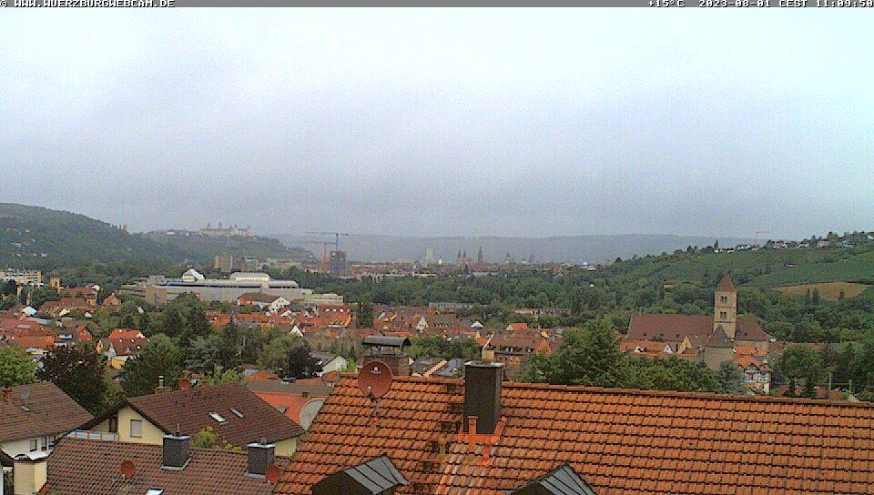 Würzburg Mon. 11:10