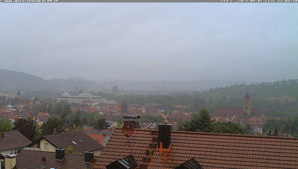 Würzburg Mon. 13:10